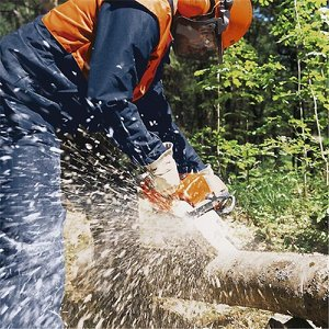 STIHL MS 391 64.1cc Chainsaw with 20