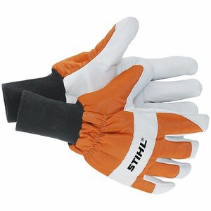 STIHL Standard Protection Chainsaw Gloves, Large