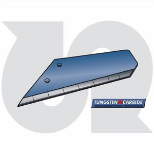 Tungsten Cranked Wing (230mm) L.H.