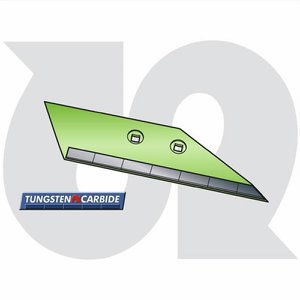 Tungsten CLD Cultivator Wing R.H.