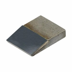 30mm Weld-on Tungsten Tile L.H.