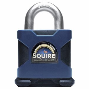 SQUIRE Stronghold® SS80S 80mm Open Shackle Strongh...