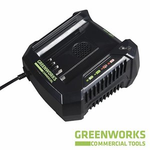 GREENWORKS Commercial 82V Single Port Rapid Charge...