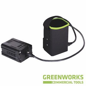 GREENWORKS Commercial 82V Battery Carrier