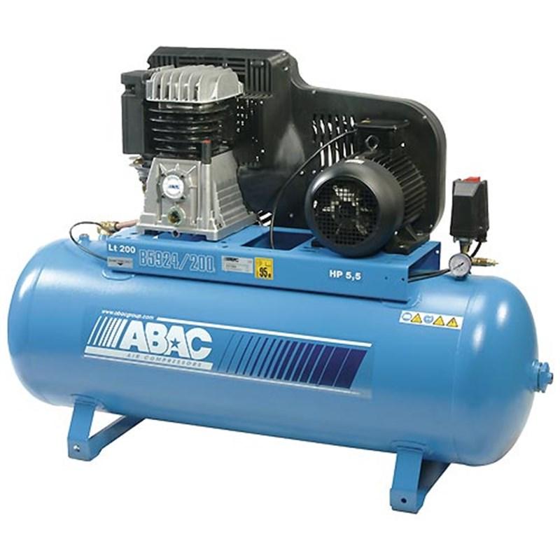 5 5 hp 3 phase 400v 10 amp static abac compressor rh spaldings co uk