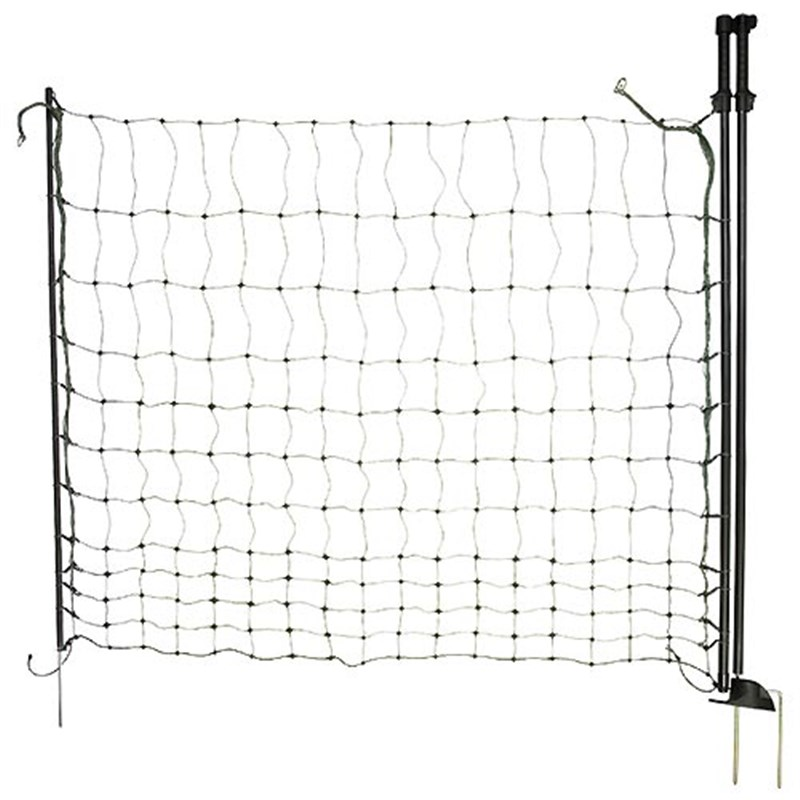 Electric Poultry Netting Gate, Height: 1 2m