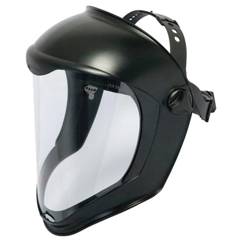 Honeywell Bionic Face Shield c/w Clear Acetate Visor